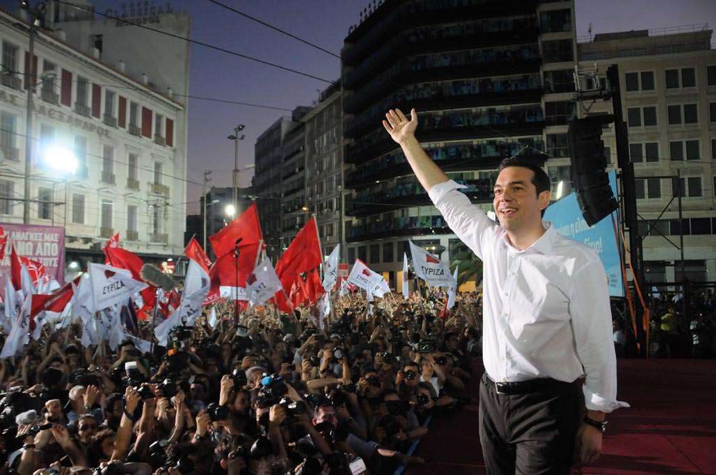 Αποτέλεσμα εικόνας για ΣΥΡΙΖΑ αναλάμβανε την εξουσία