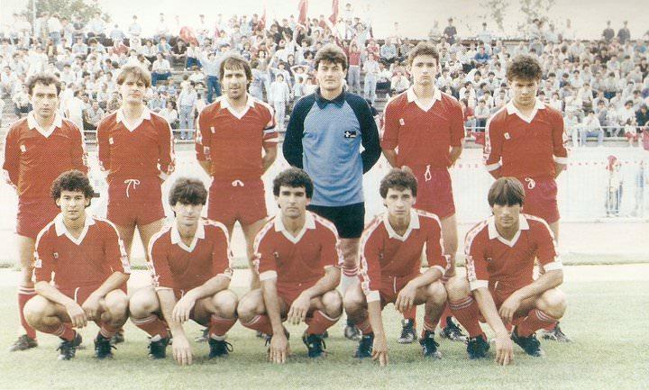 MEGAS MPARAZ 1986